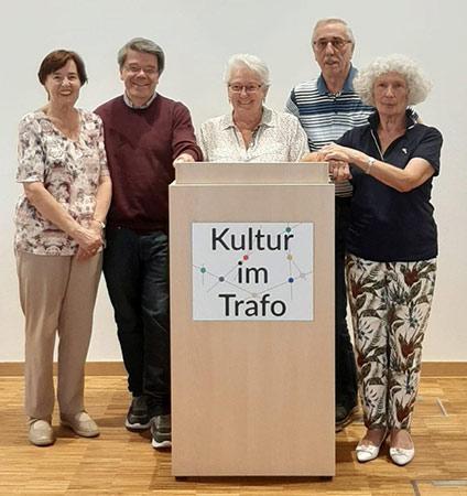 Startschuss im Trafo - Versammlung